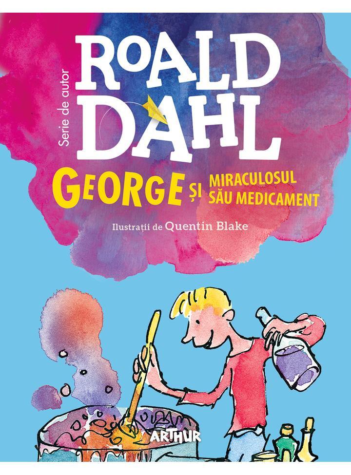 George și Miraculosul său Medicament