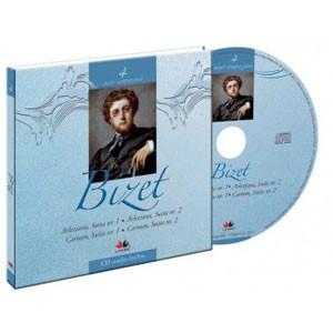 Georges Bizet, Mari compozitori, Vol. 4 [Carte + Audio CD]