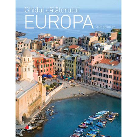 Europa. Ghidul Călătorului