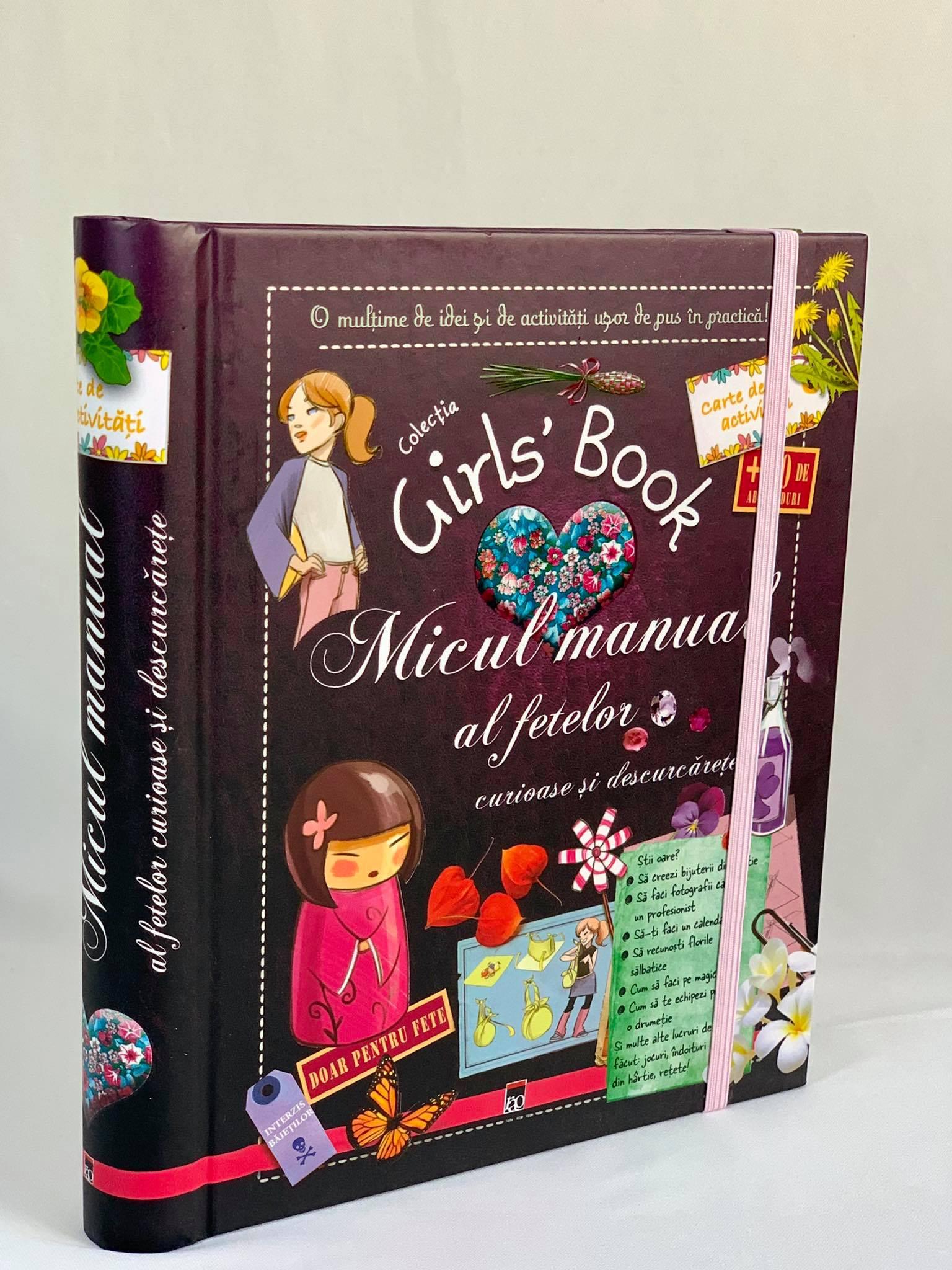 Micul manual al fetelor curioase și descurcărețe