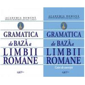 Gramatica de Bază a Limbii Române + Caiet Exerciţii