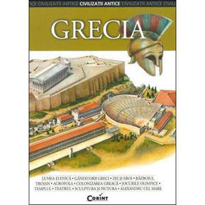 Grecia. Civilizații Antice