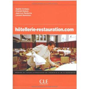 Hôtellerie-restauration.com  Méthode de français professionnel de l'hôtellerie et de la restauration