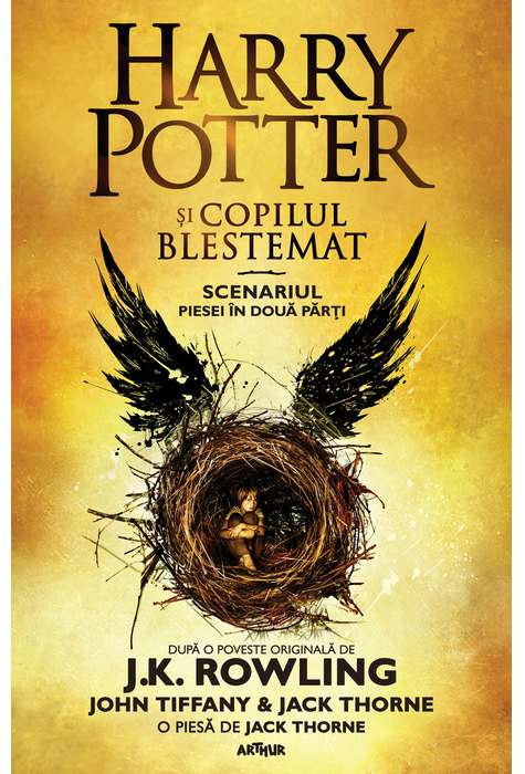 Harry Potter și copilul blestemat VOL.8