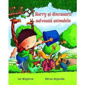 Harry și Dinozaurii Salveaza Animalele
