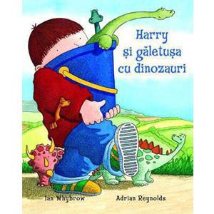 Harry și Gălețușa cu Dinozauri