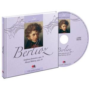 Hector Berlioz, Mari compozitori, Vol. 26 [Carte + Audio CD]
