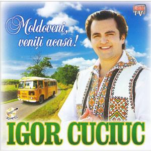 Moldoveni, Veniți Acasă! [Audio CD]