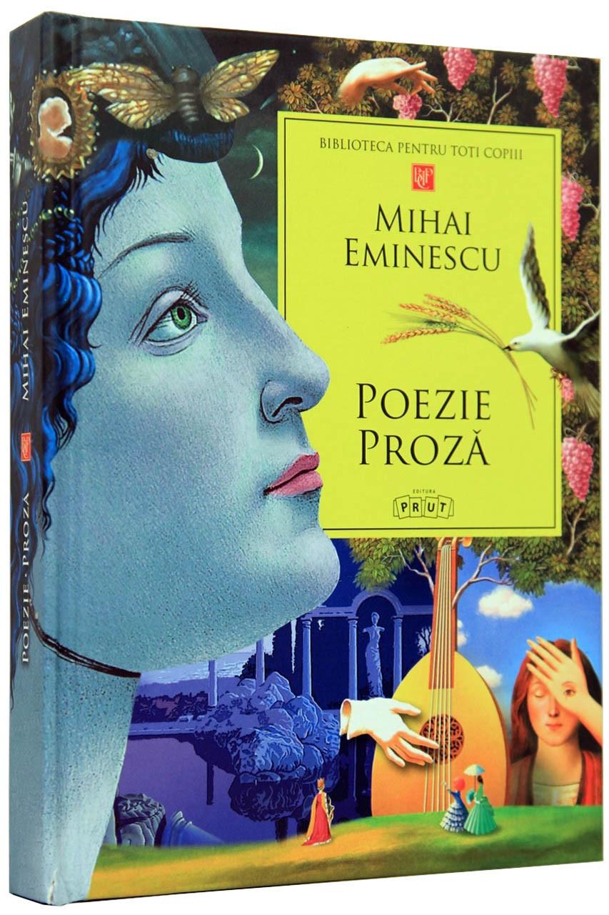 Poezie. Proză Biblioteca pentru toți copiii.