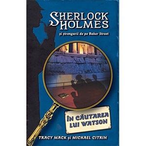 În Căutarea lui Watson, Sherlock Holmes şi Ştrengarii de pe Baker Street, Vol. 3