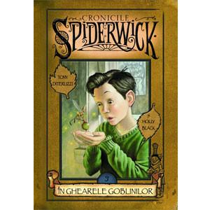 În Ghearele Goblinilor. Vol.3 Seria Cronicile Spiderwick