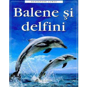 Include proiecte interesante. Balene și delfini