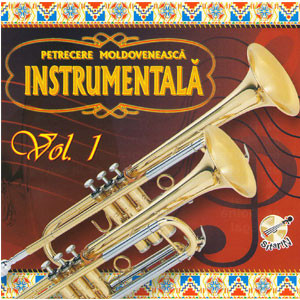 Petrecere Moldovenească Instrumentală. Vol. 1 [Audio CD]