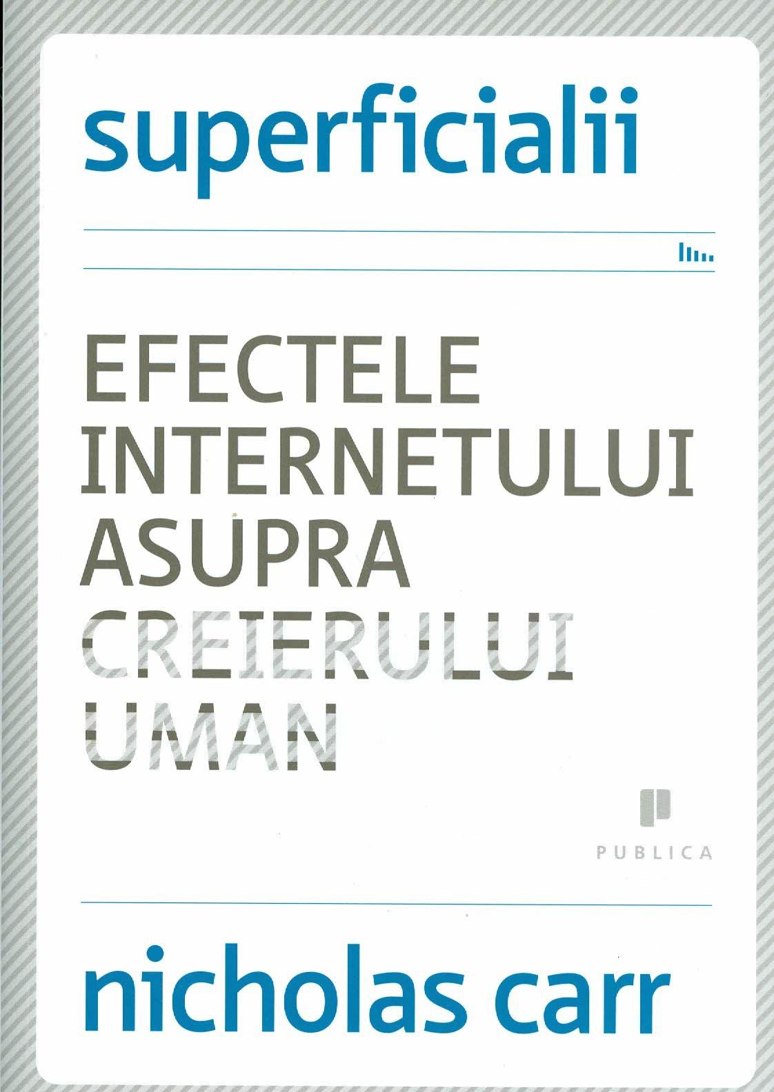Efectele internetului asupra creierului uman