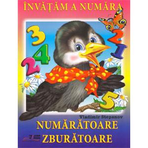 Învățăm a Număra. Numărătoarea Zburătoare