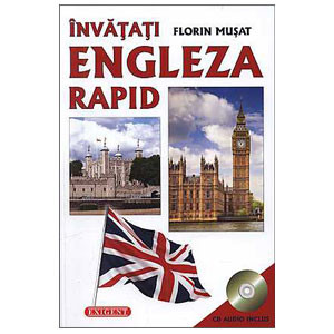 Învățați Engleza Rapid - CD inclus