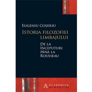 Istoria filozofiei limbajului de la începuturi până la Rousseau