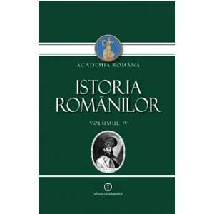 Istoria Românilor. Vol IV