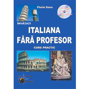 Italiana Fără Profesor (Curs Practic + CD)