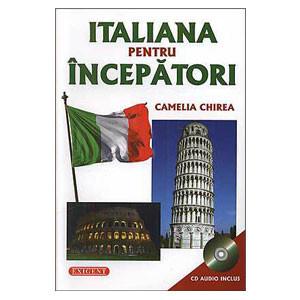 Italiana pentru Începători (Include CD audio)