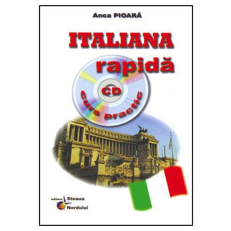 Italiana Rapidă (curs practic + CD)