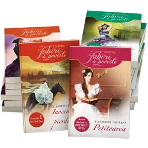 """Colecția """"Iubiri de Poveste"""". Pachet 1 (15 cărți)"""