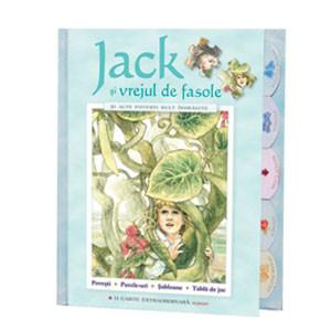 Jack și Vrejul de Fasole. O Carte Extraordinară cu Jocuri