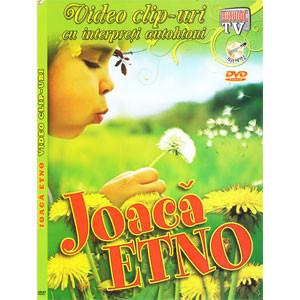 Joacă Etno. Video Clip-uri [DVD]