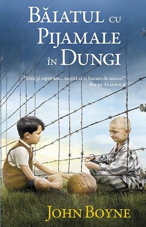 Băiatul cu Pijamale în Dungi