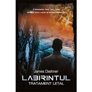 Labirintul. Tratament letal. Vol. 3