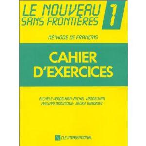 Le Nouveau Sans Frontières 1  Méthode de français (Cahiers d'exercices)