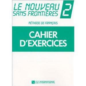 Le Nouveau Sans Frontières 2  Méthode de français (Cahiers d'exercices)