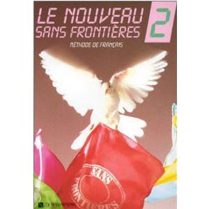 Le Nouveau Sans Frontières 2 : Méthode de français - Pour la classe (coffret 4 cassettes)