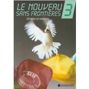 Le Nouveau Sans Frontières 3  Méthode de français (Livre de l'élève)