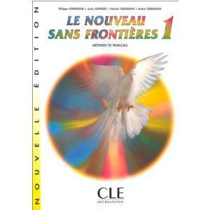Le nouveau Sans frontières, niveau 1  Méthode de français