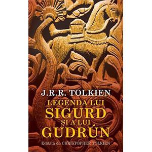 Legenda lui Sigurd şi a lui Gudrun (Ediţie Bilingvă)