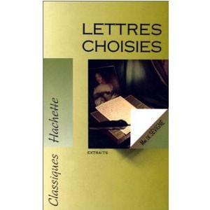 Lettres Choisies