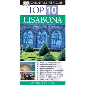 Top 10. Lisabona. Ghid Turistic Vizual. Ediția a III-a