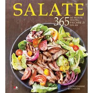 Salate. 365 de Rețete pentru Fiecare Zi din An