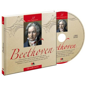 Ludwig van Beethoven, Mari compozitori, Vol. 31 [Carte + Audio CD]