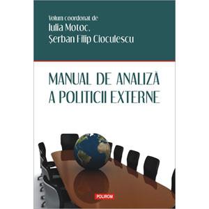 Manual de Analiză a Politicii Externe