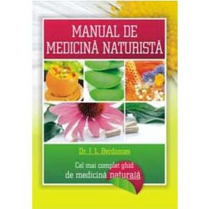 Manual de Medicina Naturistă