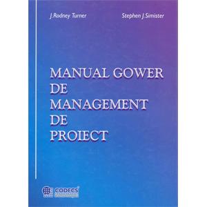 Manualul Gower de management de proiect