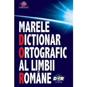 Marele dicționar ortografic al limbii române + CD