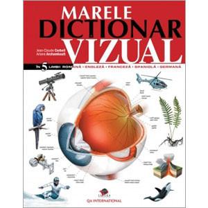 Marele dicţionar vizual în 5 limbi