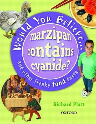 Would You Believe...marzipan Contains Cyanide?
