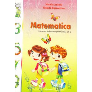 Matematica: Îndrumar de Buzunar pentru clasa a II-a