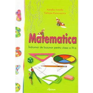 Matematica: Îndrumar de Buzunar pentru clasa a IV-a
