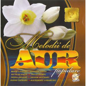Melodii de Aur Populare Vol. 2 [Audio CD]