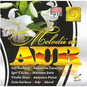 Melodii de Aur. Vol. 5 [Audio CD]